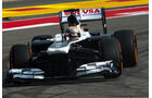 Pastor Maldonado - Williams - Formel 1 - GP USA - 16. November 2013