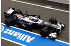 Pastor Maldonado, Williams, Formel 1-Test, Barcelona, 19.2.2013