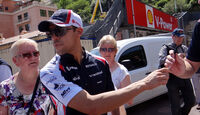 Pastor Maldonado - Williams - GP Monaco - 23. Mai 2012