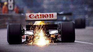 Patrese Williams Renault 1989