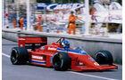 Patrick Tambay - Haas Lola - GP Monaco 1986