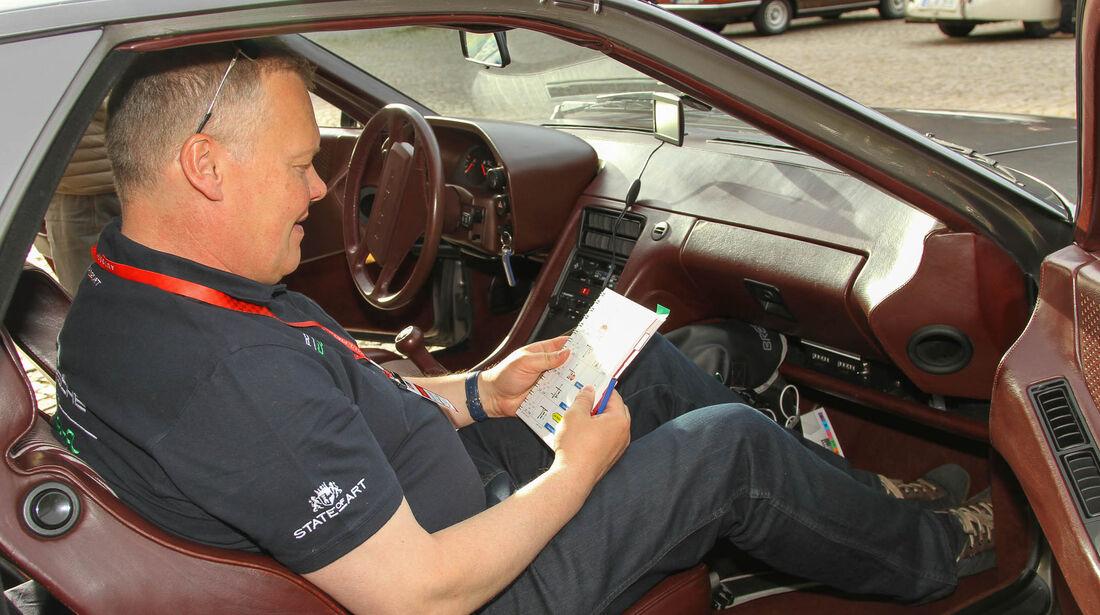 Paul Pietsch Classic 2017, Porsche 928, Steckkönig