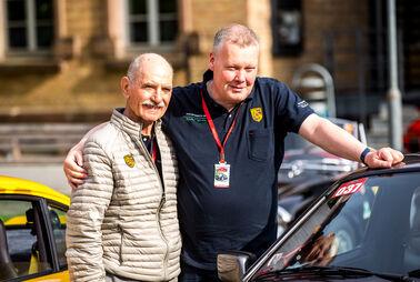 Porsches Marathon-Mann im928