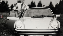 Paul Pietsch und Porsche Turbo