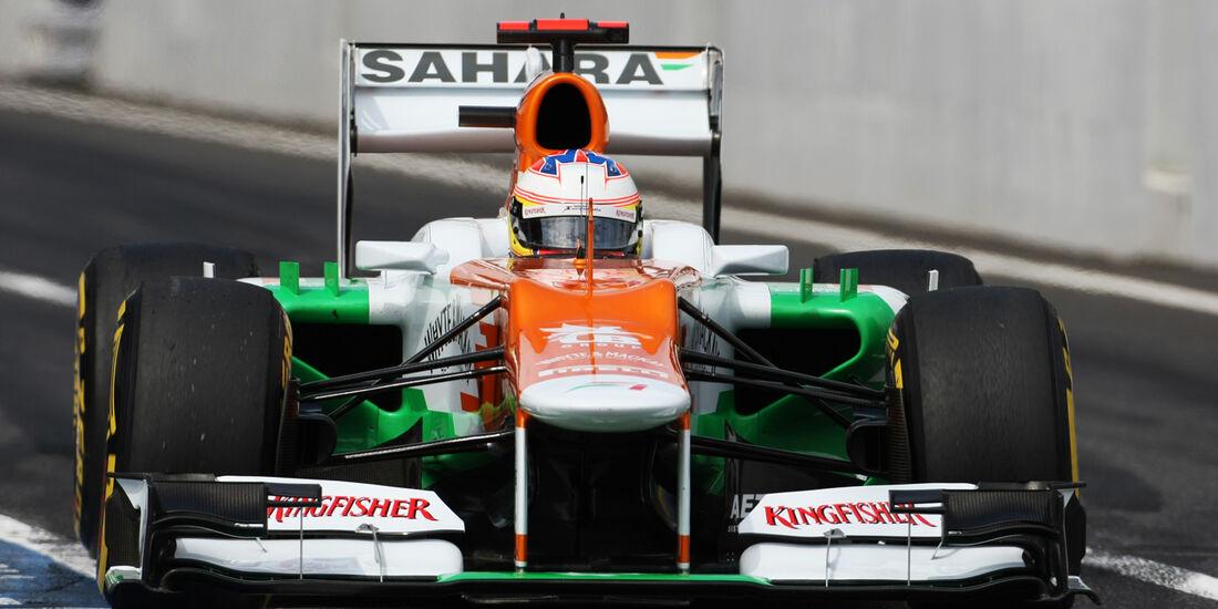 Paul di Resta - Force India - Formel 1 - GP Japan - Suzuka - 6. Oktober 2012