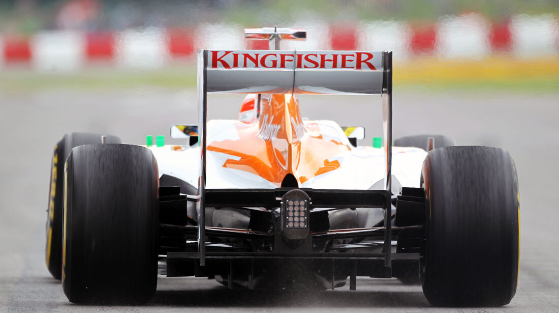 Paul di Resta - Force India - Formel 1 - GP Kanada - 8. Juni 2012
