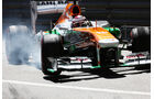 Paul di Resta - Force India - Formel 1 - GP Monaco - 23. Mai 2013