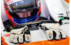 Paul di Resta, Force India, Formel 1-Test, Barcelona, 28. Februar 2013