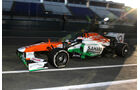 Paul di Resta - Force India - Formel 1 - Test - Jerez - 6. Februar 2013