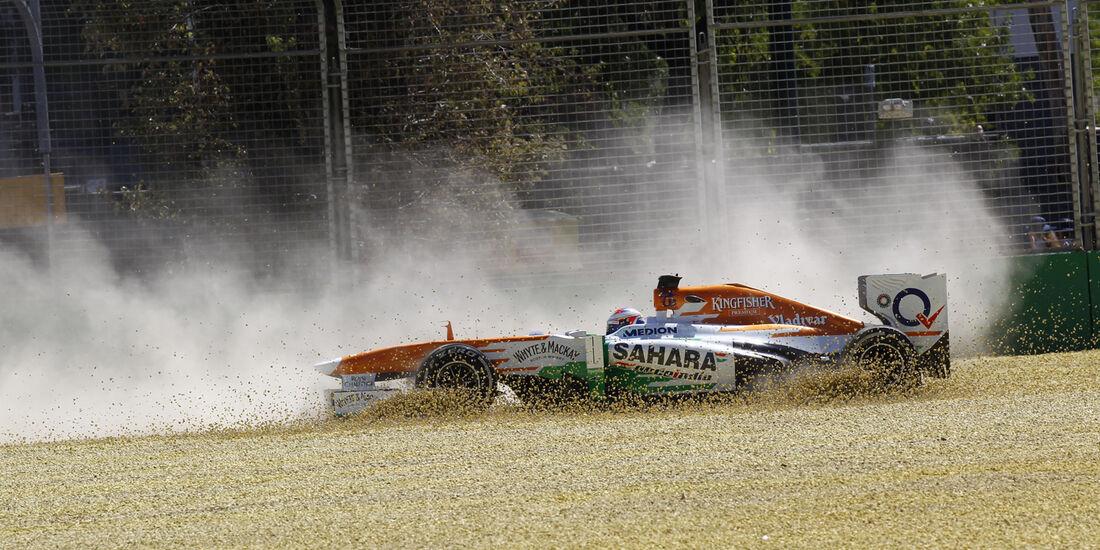 Paul di Resta - Formel 1 - 2013