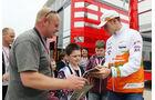 Paul di Resta - Formel 1 - GP England - 27. Juni 2013