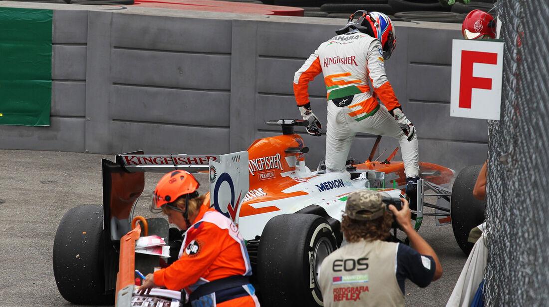 Paul di Resta - Formel 1 - GP Italien 2013