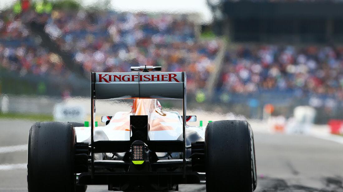 Paul di Resta - GP Deutschland 2013