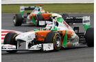 Paul di Resta GP England 2011