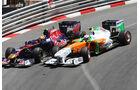 Paul di Resta GP Monaco 2011