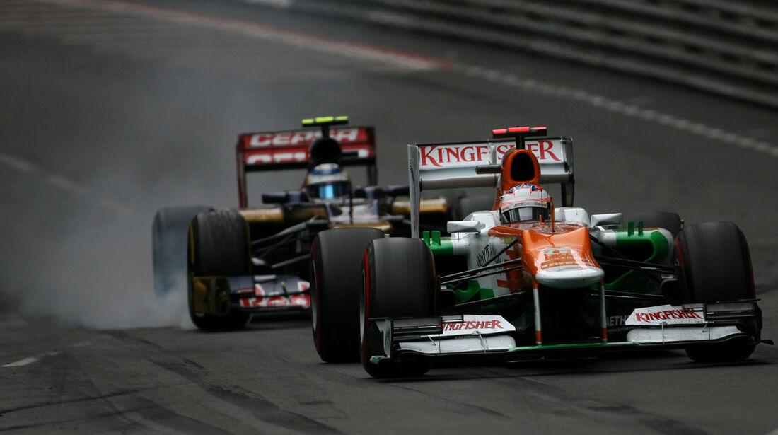 Paul di Resta - GP Monaco 2012