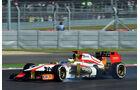 Pedro de la Rosa GP USA 2012