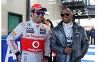 Perez & Hamilton GP Australien 2013