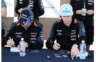 Perez & Hülkenberg - Force India - Formel 1 - GP Kanada - Montreal - 4. Juni 2015