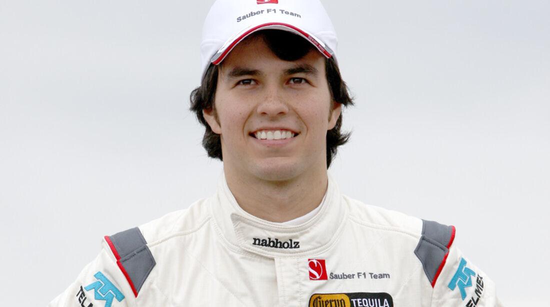 Perez Porträt 2011
