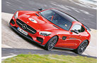 Perfektionstraining 2015, Mercedes-AMG GT S