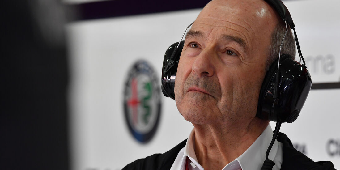 Peter Sauber - Formel 1 - GP Spanien - Barcelona - 12. Mai 2018