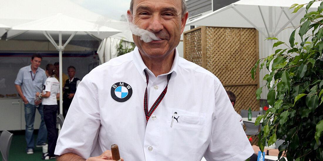 Peter Sauber - Rückblick