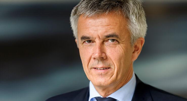 Peter Schwarzenbauer, BMW-Vorstand