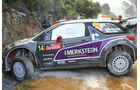 Peter van Merksteijn WRC Rallye Sardinien 2011