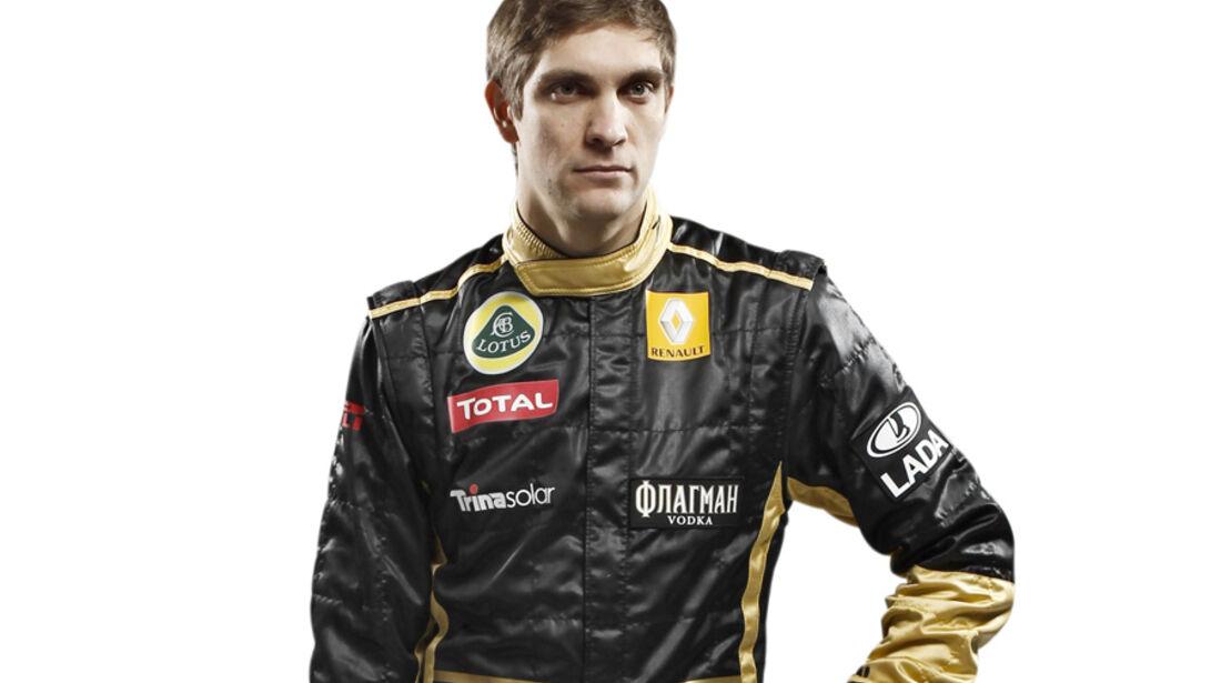 Petrov Porträt 2011