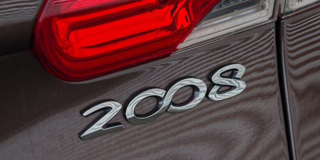 Peugeot 2008 120 Vti, Typenbezeichnung
