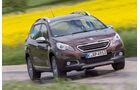 Peugeot 2008 82 VTi , Frontansicht
