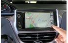 Peugeot 2008 e-HDi 92, Navi