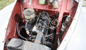 Peugeot-203-Motor