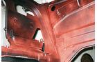 Peugeot 204 Cabriolet, Motorraum