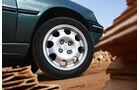 Peugeot 205 Cabrio 1.4 Roland Garros, Rad