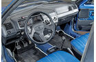 Peugeot 205 Cabriolet CJ, Cockpit