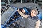 Peugeot 205 Cabriolet CJ, Verdeck