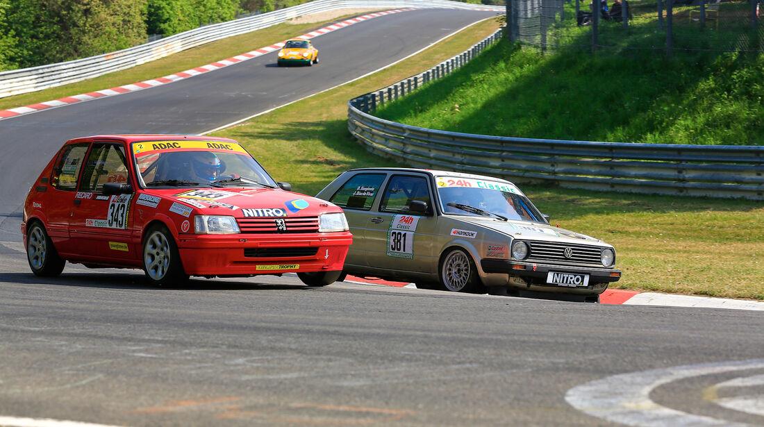 Peugeot 205 GTI 1,6 - 24h Classic - Nürburgring - Nordschleife