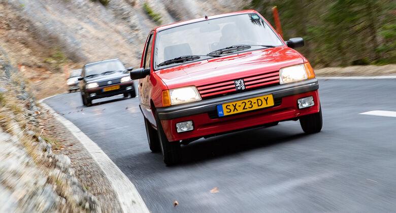 Peugeot 205 XS