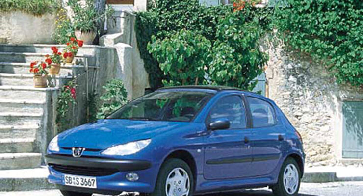 Peugeot 206 1.4 Style