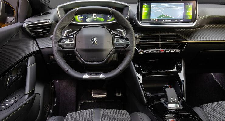 peugeot 208 ii (2019): motoren, elektro, cockpit, daten und preis