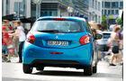Peugeot 208, Heckansicht