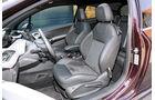Peugeot 208 XY 155 THP, Fahrersitz
