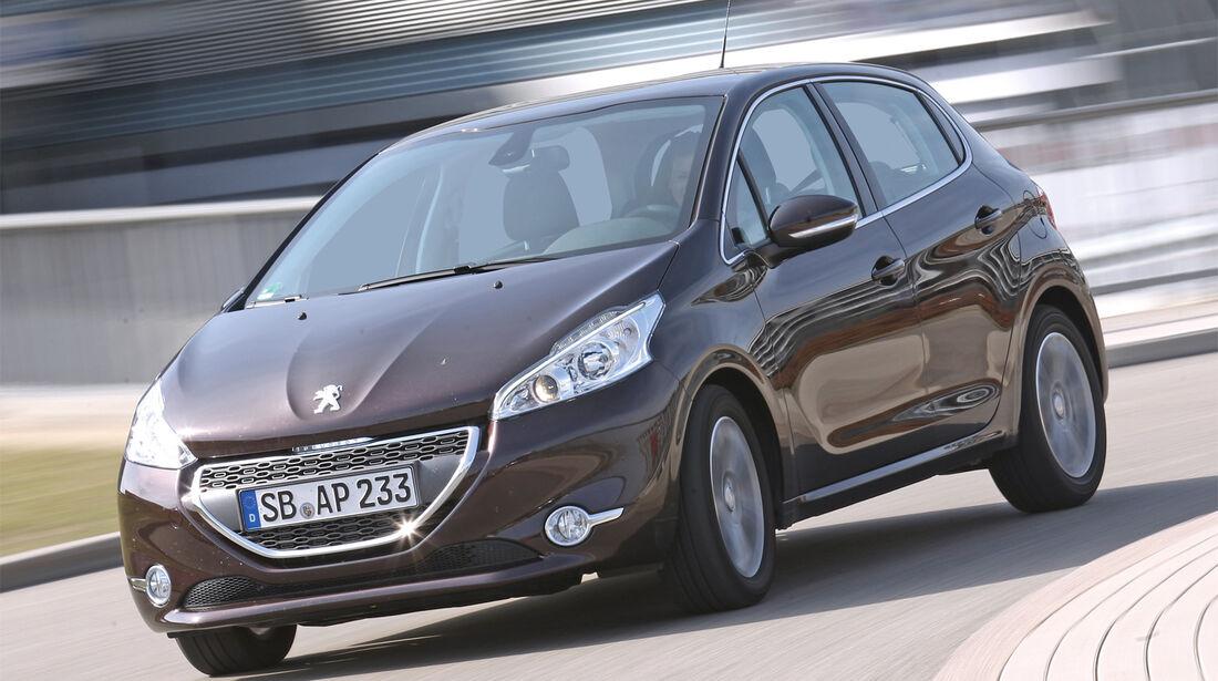 Peugeot 208 e-HDI 115