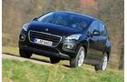 Peugeot 3008 1.6 VTi 120 ACTIVE, Frontansicht