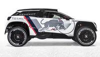 Peugeot 3008 DKR - Dakar 2017