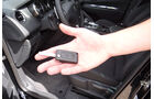 Peugeot 3008, Innenraum-Check, Zündschlüssel
