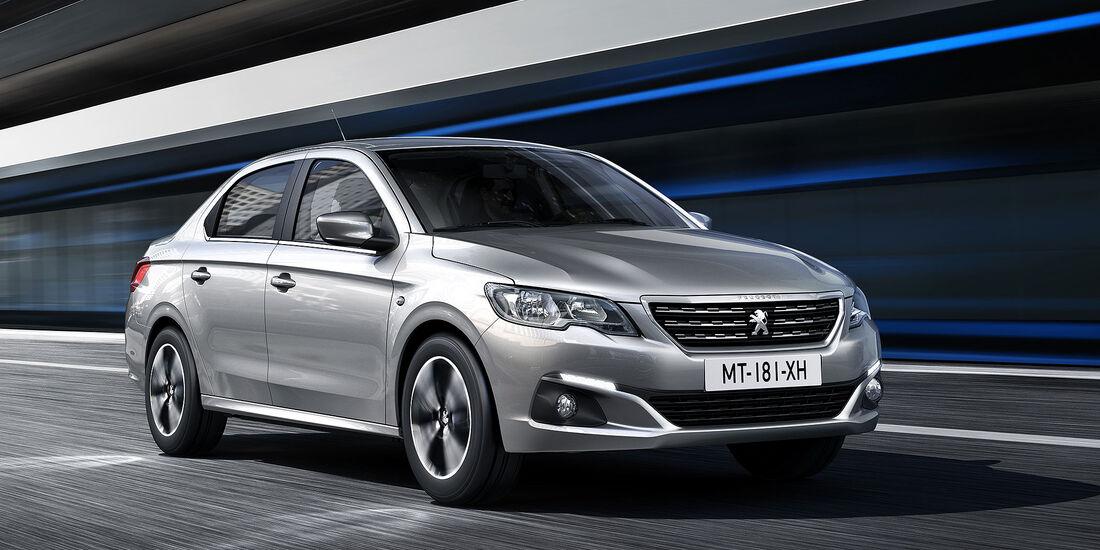 Peugeot 301 2016