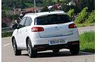 Peugeot 4008, Heckansicht